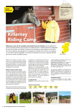 Killarney Riding Camp