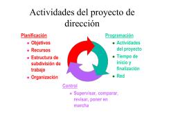 (Microsoft PowerPoint - Programaci\363n de Proyectos)