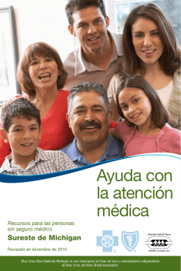 Help with Health Care SE- Spanish