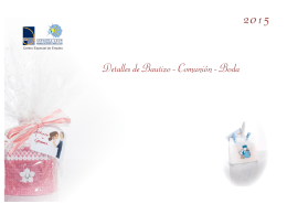catalogo bodas bautizo comuniones baja PVP web