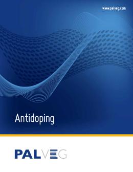 Sistema Antidoping