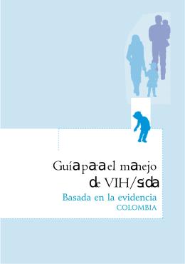 Guía para el manejo de VIH/SIDA - Ministerio de Salud y Protección