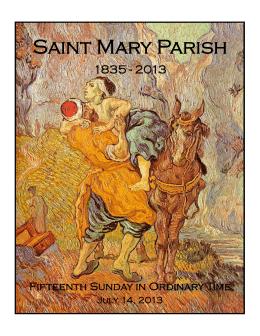 Saint Mary Parish