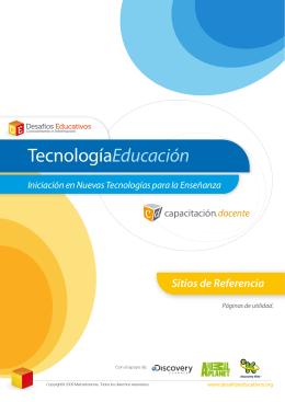 Sitios de Referencia - Desafios Educativos
