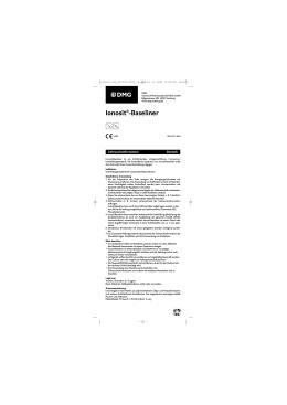 Ionosit®-Baseliner