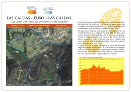 LAS CALDAS - FUSO - LAS CALDAS