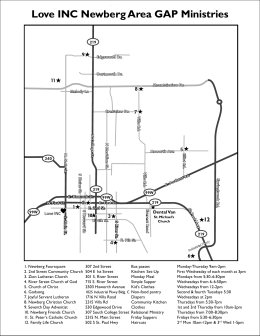 GAP Map