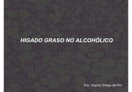 HIGADO GRASO NO ALCOHÓLICO