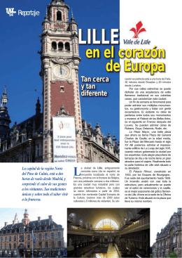 Lille - En el corazón de Europa