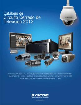 05 CIRCUITO CERRADO DE TV 2012