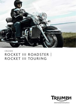 ROCKET III ROADSTER | ROCKET III TOURING