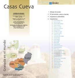 Cuevas y casas cueva - Turismo de Granada. Patronato Provincial