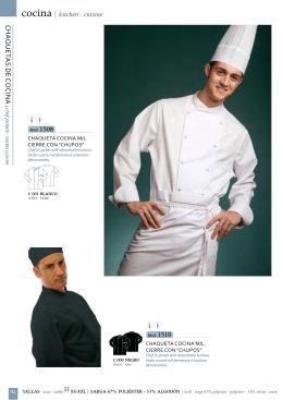 C H A QUET AS DE C O C INA cocina| kitchen · cuisine