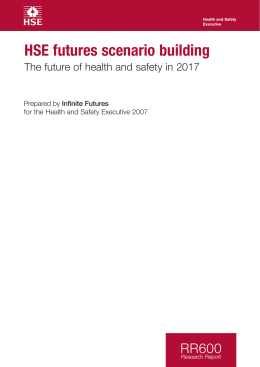 The future of health and safety in 2017