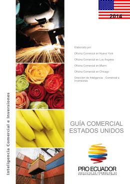 GUÍA COMERCIAL ESTADOS UNIDOS