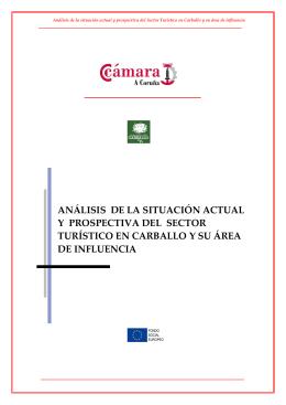 Análisis del sector turístico en Carballo y área de influencia