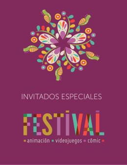 INVITADOS ESPECIALES