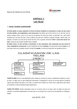 cap nº 3 - Asociación de Quimicos y Coloristas de Chile