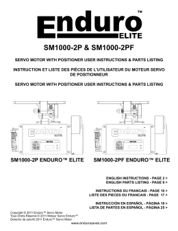 SM1000-2P & SM1000-2PF Manual.indd