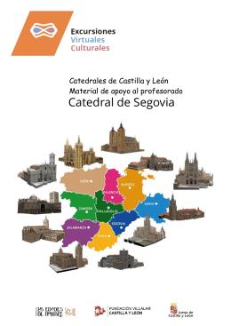 Ficha Catedral de Segovia - Excursiones Virtuales Culturales