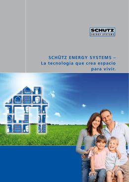 SCHÜTZ ENERGY SYSTEMS - Schutz GmbH & Co. KGaA