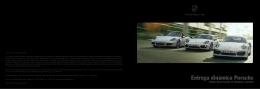 Entrega dinámica Porsche
