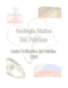 Geología Básica del Petróleo