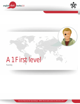 A1 First level