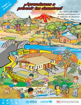 Riesgolandia, aprendamos jugando cómo prevenir desastres