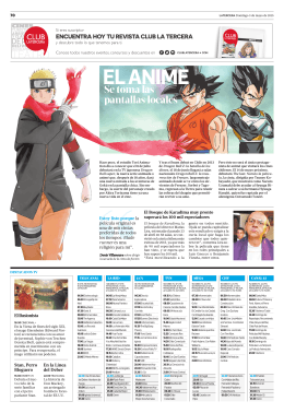 EL ANIME - Papel Digital