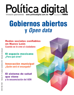 Descarga el PDF - Política Digital