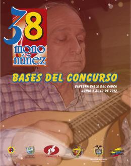 """38o. Festival """"Mono Núñez"""" - Festival de Música Andina"""