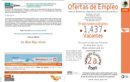 OFERTAS DE EMPLEO,