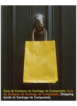 Guía de Compras de Santiago de Compostela_Guía de Compras de