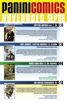 CAPITÁN AMÉRICA vol. 7, 35 100% MARVEL