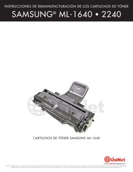 SAMSUNG® ML-1640 • 2240