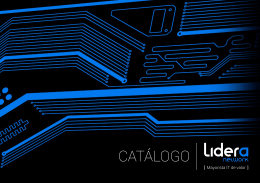 CATÁLOGO - Lidera Network