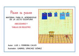 6.1. Abecedario - Luis José Ferreira Calvo