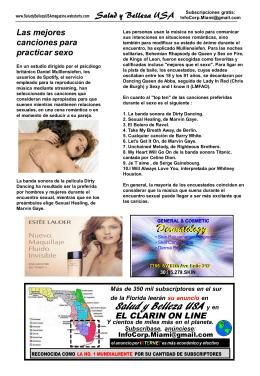 Dermatology Dermatology - saludybellezausamagazine