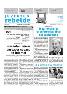 Presentan primer buscador cubano en Internet