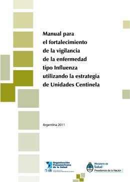 Manual para el fortalecimiento de la vigilancia de la enfermedad