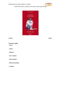 Departamento de Lengua castellana y Literatura