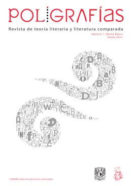 Revista de teoría literaria y literatura comparada