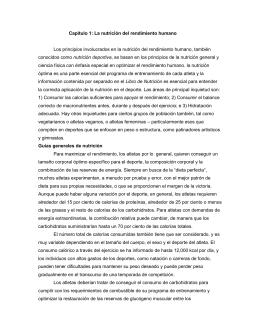 Capítulo 1 - Herbalife Nutrition Institute
