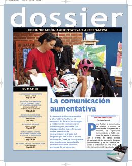 Dossier: La Comunicación Aumentativa