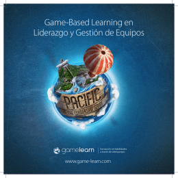 Game-Based Learning en Liderazgo y Gestión de