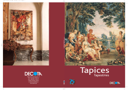 Tapices - Decota