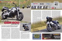 GSR 600 / Edición 66