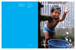 INFORME ANUAL DEL UNICEF 2003