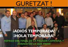 guretzat! - Club del Árbitro